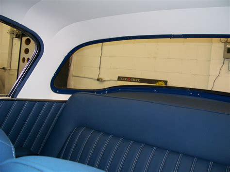 studebaker upholstery tasteful interior the 55 studebaker the jalopy journal