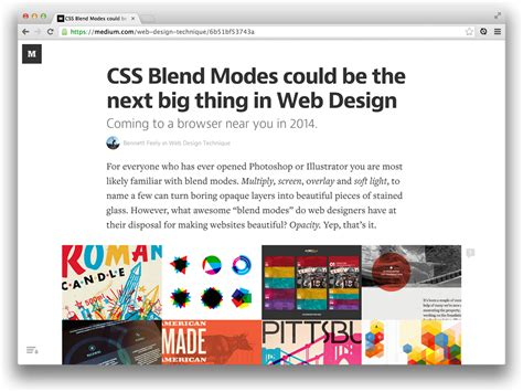 css layout modes cutting edge css features for graphics css blend modes