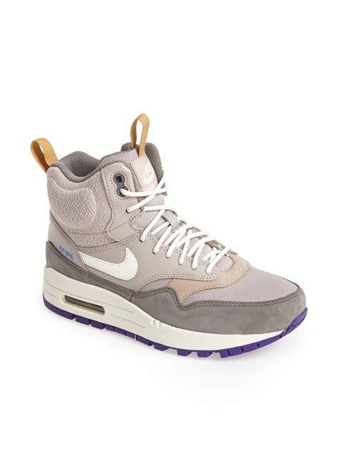 waterproof sneakers womens nike nike air max 1 mid waterproof sneaker