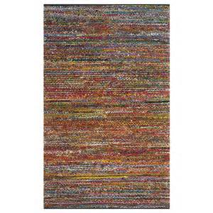 colored area rugs safavieh cap367a cape cod multi colored area rug lowe s