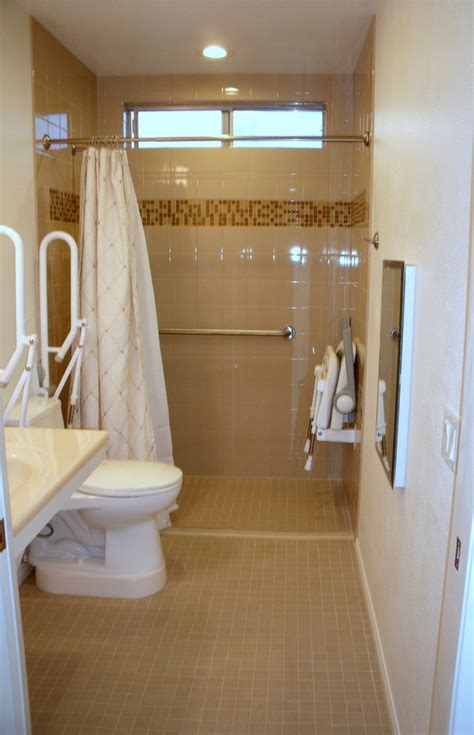 handicap bathrooms designs wheelchair accessible bathroom bathroom contemporary with
