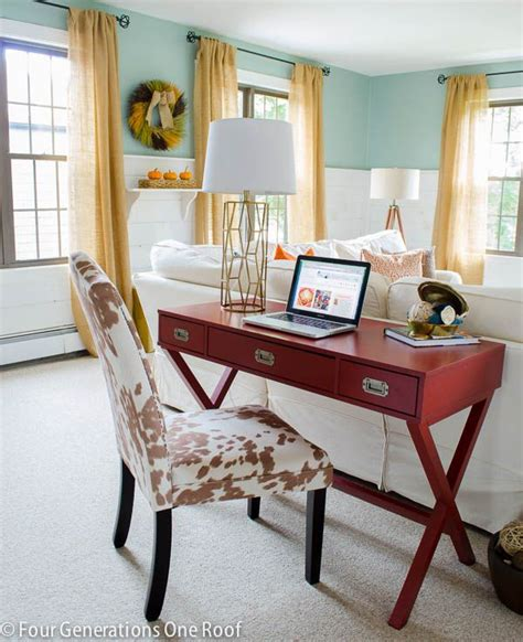pretty fall home tour room living rooms and create