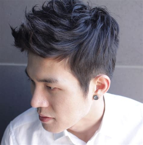 New Hairstyle For Boys In Home by Korean Boys Haircut Haircuts Models Ideas