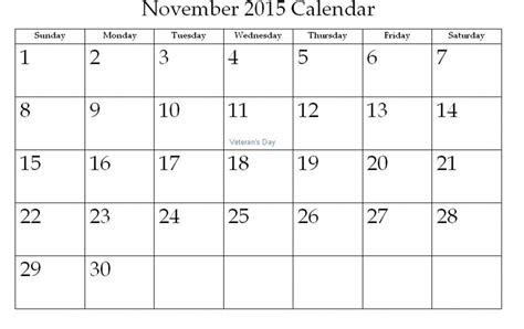 Blank 2015 Calendar Blank Printable Calendar 2015 Kiddo Shelter