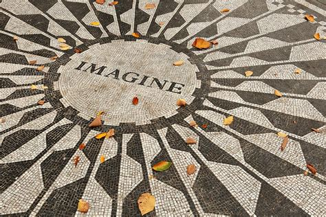 imagine di lennon testo the lennon memorial jstor daily