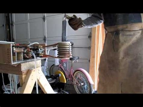induction heater do it yourself induction furnace melting steel how to save money and do it yourself