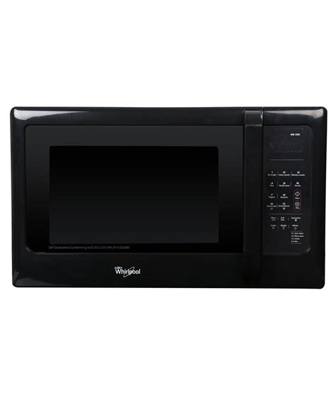 Microwave Type Convection whirlpool 30 ltr 30bc convection microwave oven price in