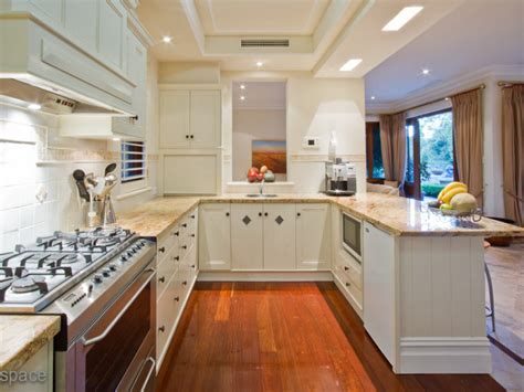 u shaped kitchen designs australia u shaped kitchen
