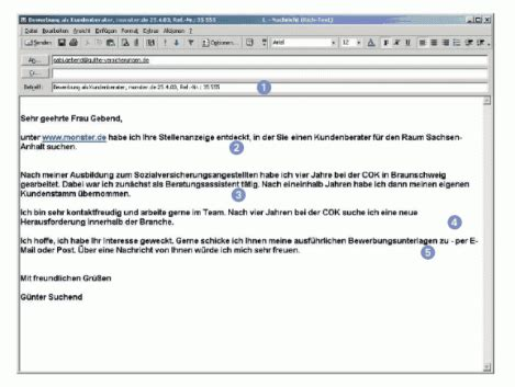 E Mail Bewerbung Muster Templated email anschreiben bewerbung transition plan templates