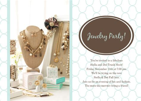 Jewellery exhibition invitation quotes stopboris Choice Image