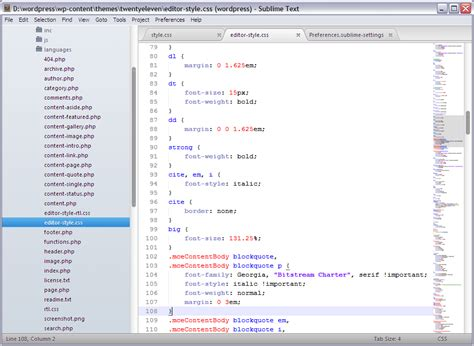 sublime text 3 theme for notepad sublime text 3 vs notepad gawibowo