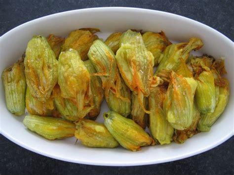 ricetta fiori di zucchina ripieni fiori di zucchina ripieni pourfemme
