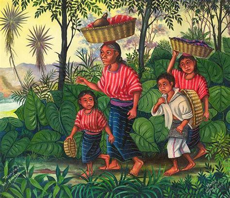 imagenes de obras literarias guatemaltecas guatemala tierra de cultura tradici 243 n y tamales arte