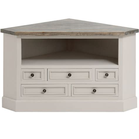 antique corner tv cabinet mushroom grey painted corner tv cabinet corner tv