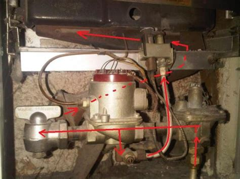 lighting a gas furnace how to turn off this old wall heater pilot