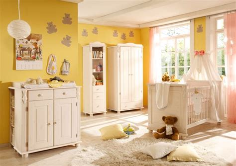 landhaus babyzimmer kinderzimmer quot lara quot kiefer wei 223 massiv - Landhaus Kinderzimmer