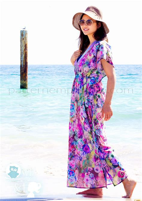 pattern emporium ladies kaftan pdf pattern ladies sunkissed kaftan pattern emporium