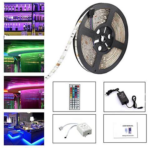 len led len led lights 16 4 waterproof 150leds 5050 rgb