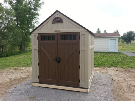 Suncast Shed Foundation by Suncast Shed With Base Shed Assemblies