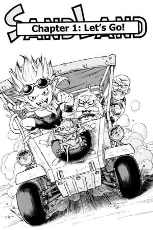 VIZ | Read Sand Land, Chapter 1 Manga - Official Shonen