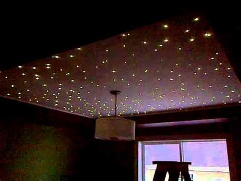 Star Ceiling By Howell Electric Youtube Ceiling Twinkle Lights
