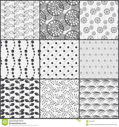 nature pattern black and white nature patterns black and white