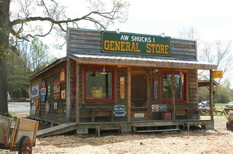 general store aw shucks aw shucks