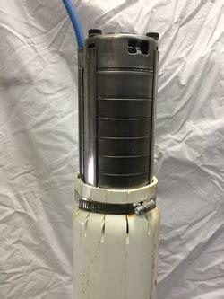 submersible pump shroud water bore pump submersible