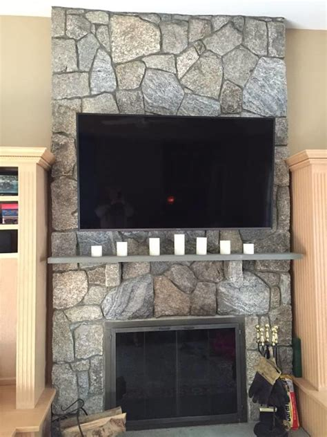 tv in front of fireplace smart home and theater systems residential solutions