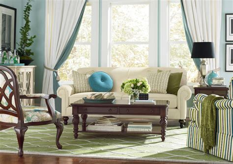 hgtv furniture living room hgtv home custom classics sofa by bassett furniture