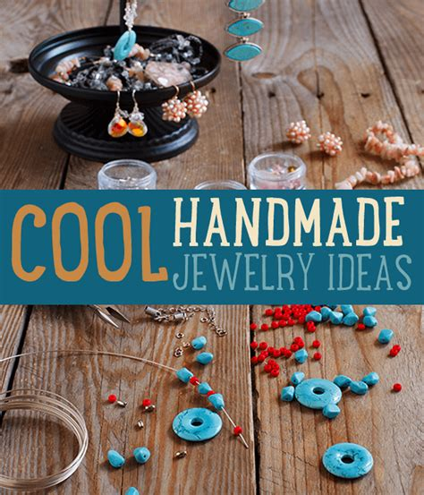How To Make Handmade Jewelry - diy handmade jewelry ideas