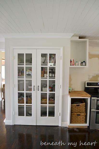 cabinets   kitchen beneath  heart