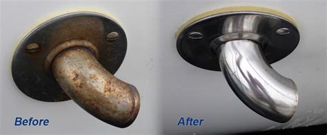will stainless steel rust amazing before and after exles when using super