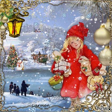 gifs hermosos flores encontradas enla web animated christmas merry christmas gif christmas