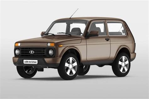 Lada News All New Lada Niva Small Suv Coming In 2018 Performancedrive