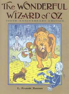 we re off to read the wizard the wonderful wizard of oz