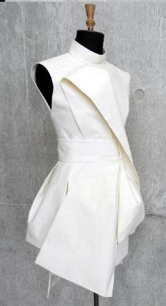 fashion pattern cutting line shape and volume draping on the stand dress design developing structure