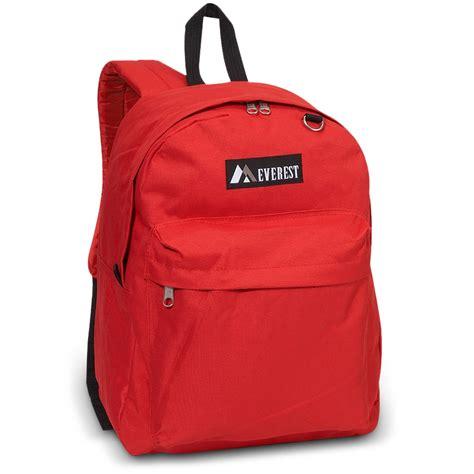 Bag Backpack classic backpack everest bag