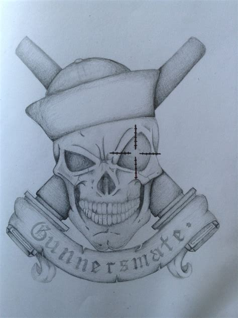 crossed cannons tattoo s logo navy gunner mate tattoos pictures to pin on