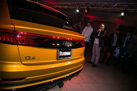 Rusnak Audi Pasadena by Rusnak Pasadena Audi A6 A7 A8 And Q8 Reveal Event 11 8