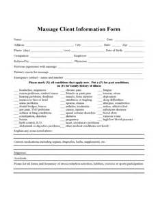 informed consent for massage therapy free download