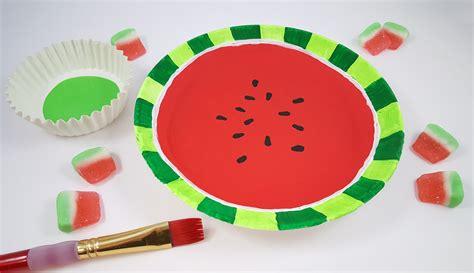 craft activities watermelon craft activity for summer s s