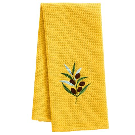 Now Designs Embroidered Dish Towel Save 57 Now Designs Kitchen Towels