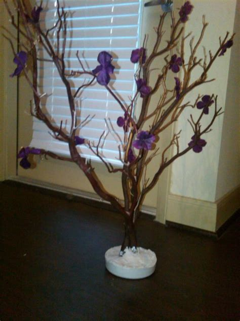 do it yourself wedding centerpieces with branches manzanita branches centerpiece weddingbee photo gallery
