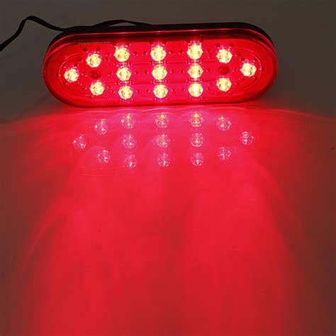 flashing brake lights for cars tail lights brake lights 15 led car rear strobe tail