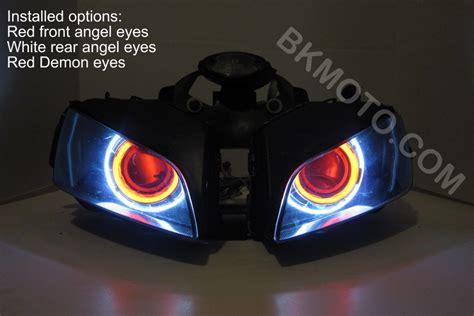 Halo Light Kits by 2003 2004 Kawasaki Zx6r Zx 6r Hid Bixenon