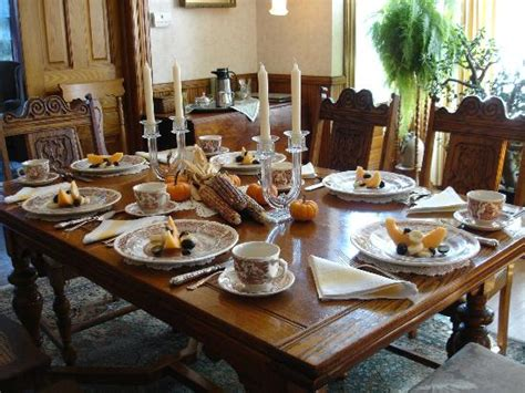 bed breakfast table table set for breakfast picture of river hill bed and