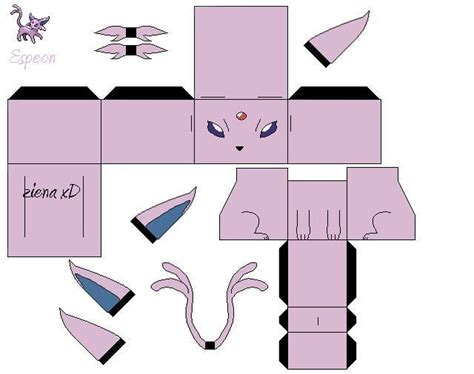 Eevee Papercraft - papercraft eevee images images
