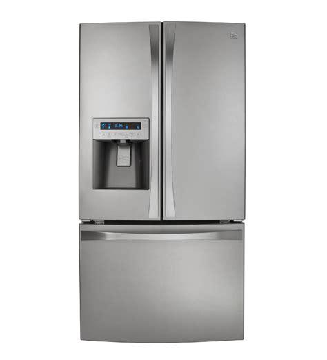kenmore door counter depth refrigerator kenmore elite 25 cu ft counterdepth door