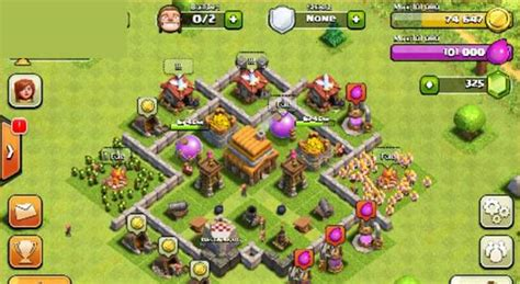 layout editor coc th 4 clash of clans builder best town hall 4 layouts heavy com